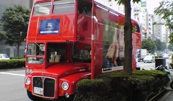 Strajk kierowców londyńskich autobusów. Chcą premii za olimpiadę