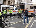 �miertelny wypadek w Londynie. 2 ofiary, trwa �ledztwo