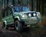 Land Rover Defender Blaser Edition - dla myśliwego