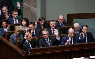 Rząd z absolutorium za wykonanie budżetu