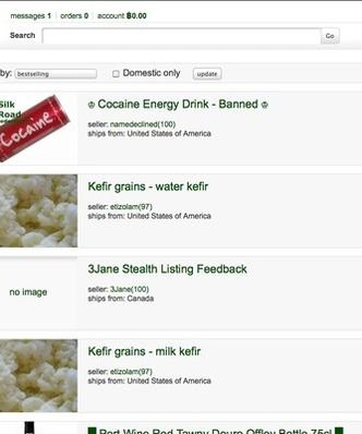 Za�o�yciel internetowego sklepu z narkotykami skazany na do�ywocie