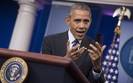 "Barack Obama deklaruje pomy�lny stan gospodarki. ""Wa�ne, by USA wci�� naciska�y peda� gazu"""
