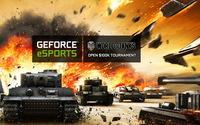 NVIDIA zapowiada turniej World of Tanks