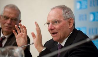 Kto przypilnuje dyscypliny budżetowej w strefie euro? Niemiecki minister ma pomysł