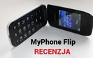 MyPhone Flip - Tani Telefon z Klapk�