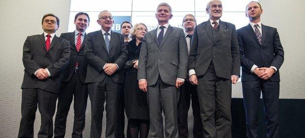 Cz�onkowie Rady Polityki Pieni�nej