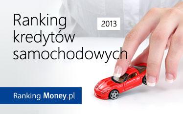 Ranking kredyt�w samochodowych 2013