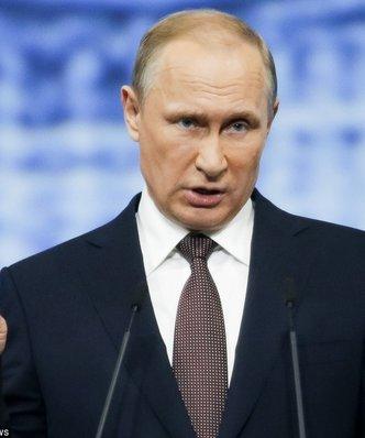 Putin sk�ada Ukrainie kusz�c� propozycj� ws. gazu