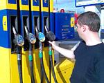 Nie pomyl oleju nap�dowego z benzyn�