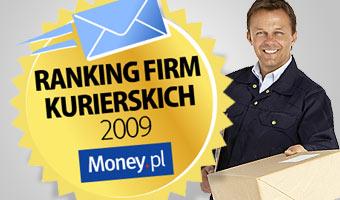 Ranking firm kurierskich Money.pl