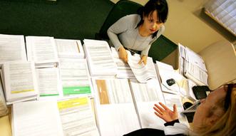 Wst�pnie wype�nione zeznanie podatkowe. Czy start nowej us�ugi jest zagro�ony?