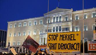 """Kryzys w Grecji. """"Z podzia�u Europy cieszy si� W�adimir Putin"""""""