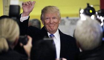 Wybory w USA. Donald Trump został nowym prezydentem