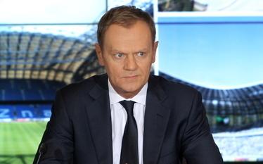 Najnowszy sonda� partii politycznych. 27 proc. za rz�dami Tuska
