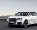 Audi Q7 e-tron quattro na pierwszym filmie