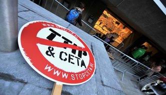 W Warszawie protesty przeciwko CETA. Czy polski rząd się ugnie?