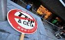 W Warszawie protesty przeciwko CETA. Czy polski rz�d si� ugnie?