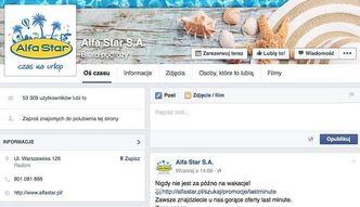 Biuro podr�y Alfa Star bankrutem. Co z turystami?