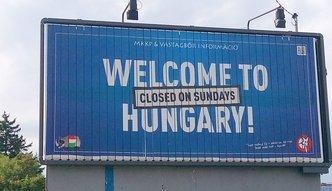 Zakaz handlu w niedziel� zniesiony na W�grzech po roku. Nag�a wolta Orb�na z polityk� imigracyjn� Brukseli w tle