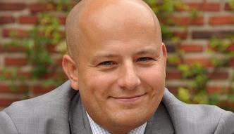 Miko�aj Dowgielewicz zosta� przedstawicielem Europejskiego Banku Inwestycyjnego