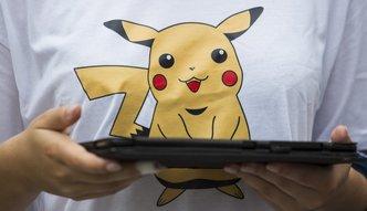Logo Pokemon Go na topie. Dzieci chc� mie� tak� wyprawk�