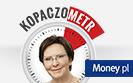 Kopaczometr Money.pl. Pani premier zdobywa punkty dzi�ki... Pendolino