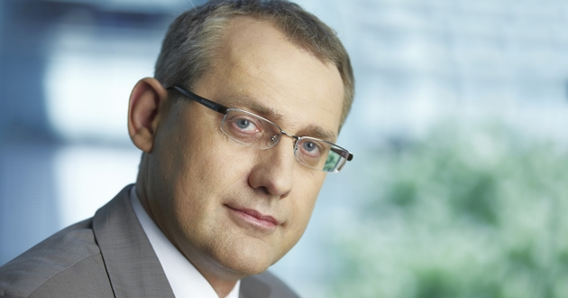 Mariusz Klimczak, prezes BOŚ Banku