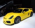 Porsche Cayman GT4 - ta�sza alternatywa dla 911?