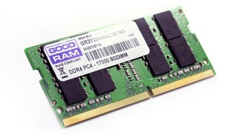 Goodram: DDR4 do notebook�w