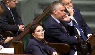 Korupcja w Ministerstwie Obrony Narodowej? Ewa Kopacz deklaruje: Mam zaufanie do wicepremiera Tomasza Siemoniaka