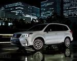 Subaru Forester tS debiutuje na rynku w Japonii