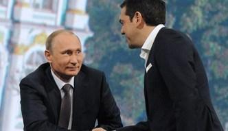 Grecja mo�e zwr�ci� si� ku Rosji