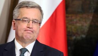 Odprawa i uposa�enie by�ego Prezydenta RP. Ile dostanie Bronis�aw Komorowski?