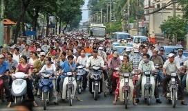 Zakaz jazdy motocyklem w Wietnamie?