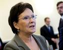 Expose Ewy Kopacz. Premier o wej�ciu Polski do strefy Euro [NA �YWO]