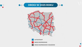 Autostrady w Polsce. Mamy ich wi�cej ni� Anglia, cho� PRL da� ich nam mniej ni� III Rzesza