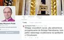 Twitter: Ruszy� oficjalny profil prymasa Polski