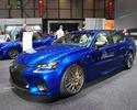 Lexus GS F - komfort bije si� ze sportem