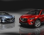 Mazda Minagi Concept zwiastuje nowego SUV-a