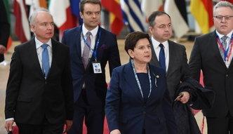 """Spięcie Szydło z przywódcami krajów UE na zakończenie szczytu w Brukseli. """"Wy macie zasady, my mamy fundusze"""""""