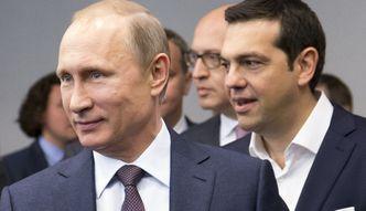 """""""FT"""": Bankructwo Grecji to prezent dla Rosji"""