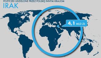 Miliardy długu. Kto i ile jest winien Polsce?