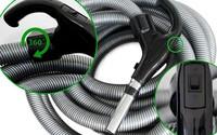 Zestaw sprzątający Vacu USM: funkcjonalny element centralnego odkurzacza