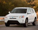 Toyota RAV4 jako elektryczny prototyp