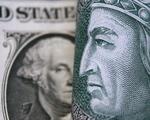 Dolar, frank i funt najtańsze od listopada. Świetna passa złotego