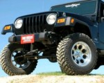Jeep Wrangler po delikatnym tuningu od Project Kahn