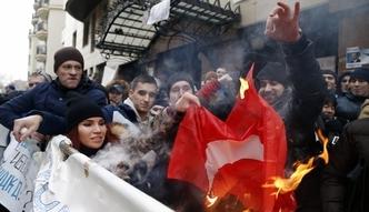 Zestrzelenie rosyjskiego samolotu wywo�a�o restrykcje wobec tureckich towar�w