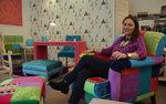 Pomysł na biznes: Meble tapicerowane metodą patchwork