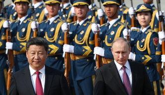 Putin: Rosja i Chiny maj� bardzo zbli�one pogl�dy na sytuacj� na �wiecie