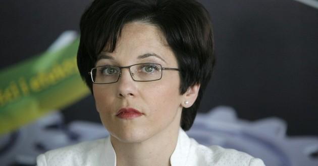 Wcze�niej prof. Zaleska by�a cz�onkiem zarz�du NBP